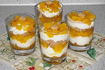 Pfirsich - Cantuccini - Trifle 2
