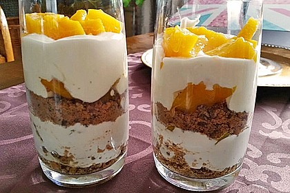 Pfirsich - Cantuccini - Trifle 5