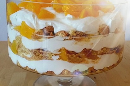 Pfirsich - Cantuccini - Trifle 6