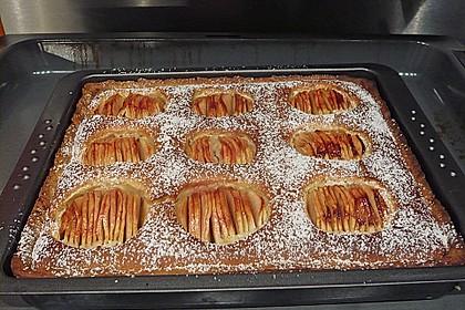 Apfel - Marzipan - Schnitten 4
