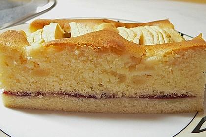 Apfel - Marzipan - Schnitten 5