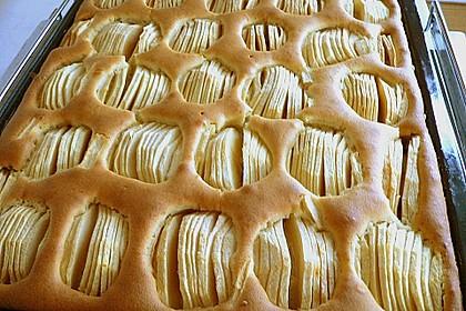Apfel - Marzipan - Schnitten 2