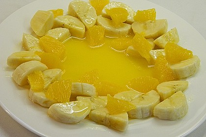 Bananensalat mit Zimtjoghurt 15