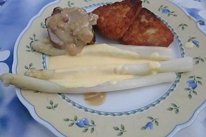 Spargel Sauce a la Ottis Mama (Bild)
