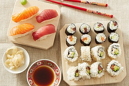 Sushi Variationen Von Chefkoch Chefkoch De