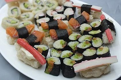 Sushi-Reis 9
