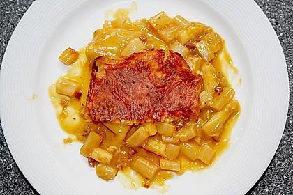 Spargel - Schinken - Lasagne 28