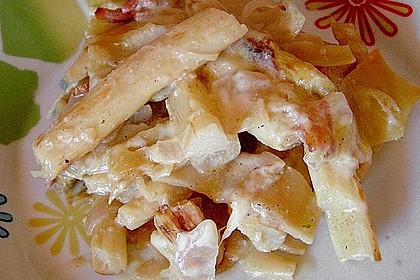 Spargel - Schinken - Lasagne 25