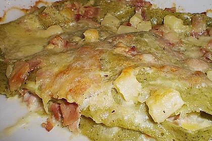 Spargel - Schinken - Lasagne 24