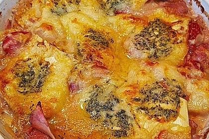 Spargel - Schinken - Lasagne 12