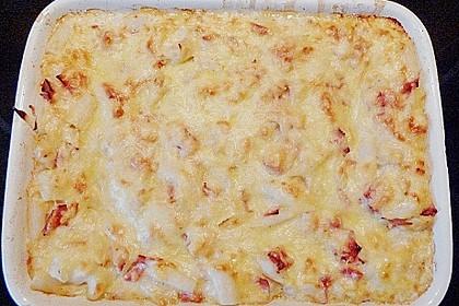 Spargel - Schinken - Lasagne 20