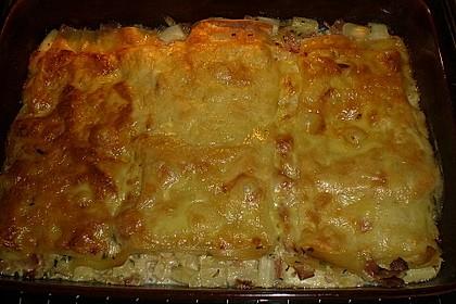 Spargel - Schinken - Lasagne 27