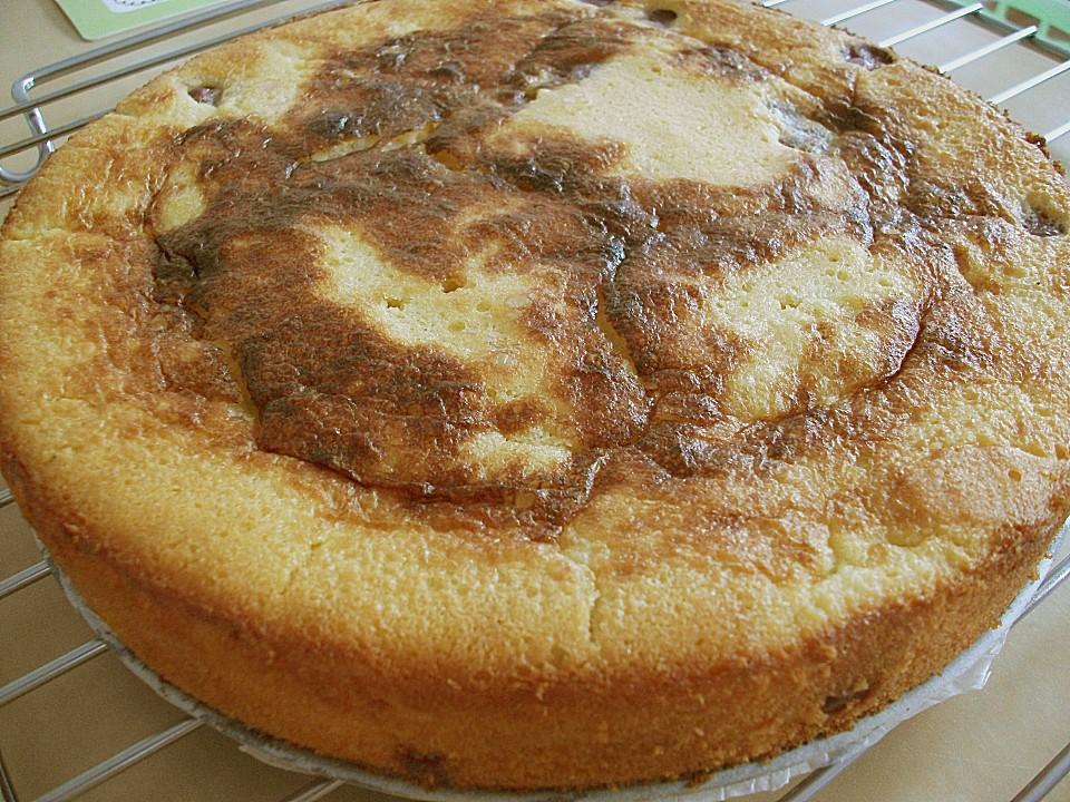 Saftiger Kirsch Schmand Kuchen