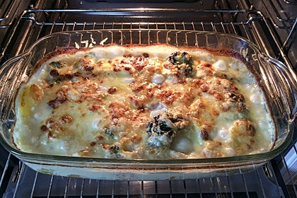 Brokkoli - Kartoffel - Auflauf 6