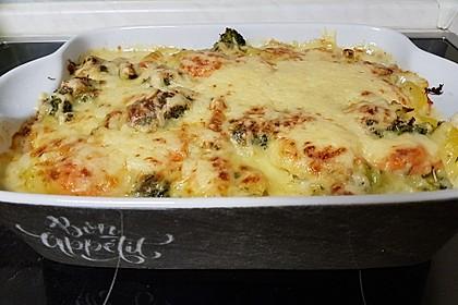 Brokkoli - Kartoffel - Auflauf 9