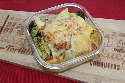 Brokkoli - Kartoffel - Auflauf 11