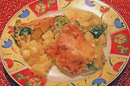 Brokkoli - Kartoffel - Auflauf 4