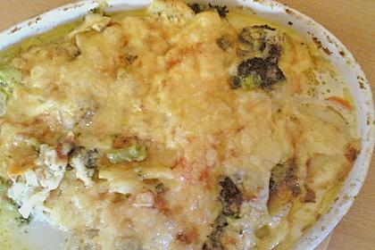 Brokkoli - Kartoffel - Auflauf 13