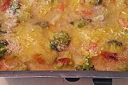 Brokkoli - Kartoffel - Auflauf 12