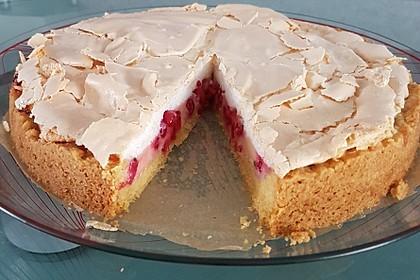 Rhabarberkuchen mit Baiser 27