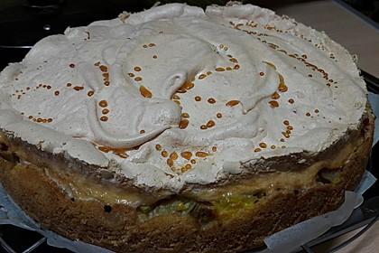 Rhabarberkuchen mit Baiser 131