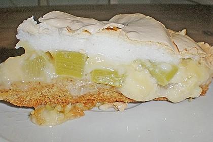 Rhabarberkuchen mit Baiser 122