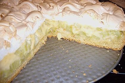 Rhabarberkuchen mit Baiser 21