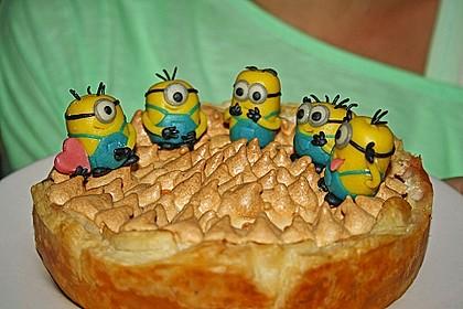 Rhabarberkuchen mit Baiser 18