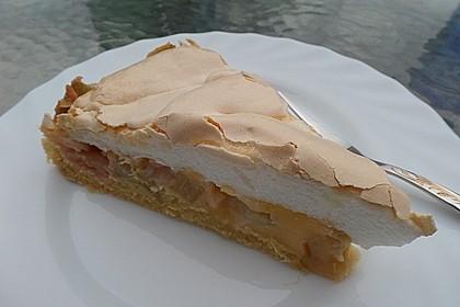 Rhabarberkuchen mit Baiser 42
