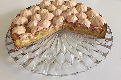 Rhabarberkuchen mit Baiser 53