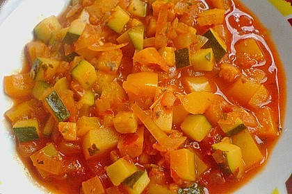 Paprika - Soße 2