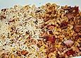 Fleischwurst - Gouda - Nudelauflauf
