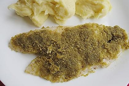 Fischfilet mit Knusperkruste 7