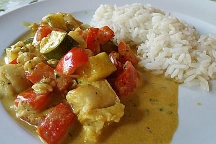 Curry-Fisch Ragout 7
