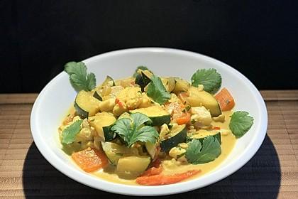 Curry-Fisch Ragout 1