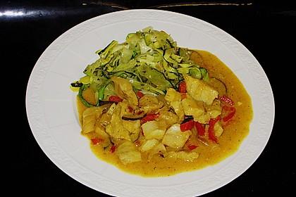 Curry-Fisch Ragout 10