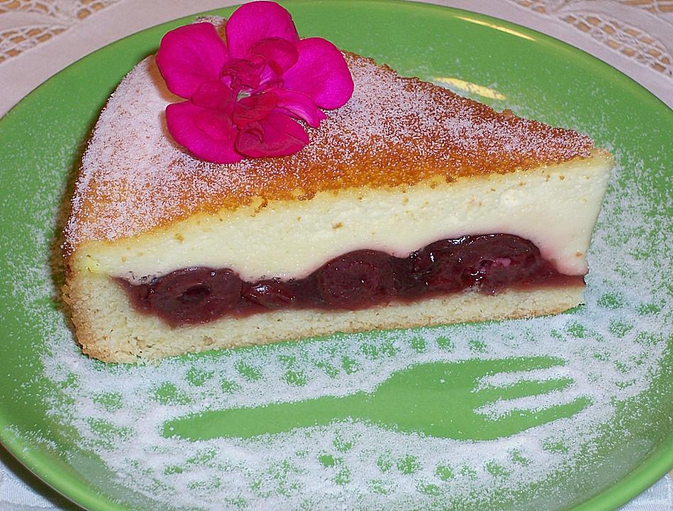 Kirsch Schmand Kuchen Von Tabbi Chefkoch De