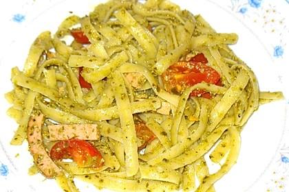 Nudel - Pesto Salat 6