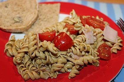 Nudel - Pesto Salat 1
