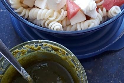 Nudel - Pesto Salat 4