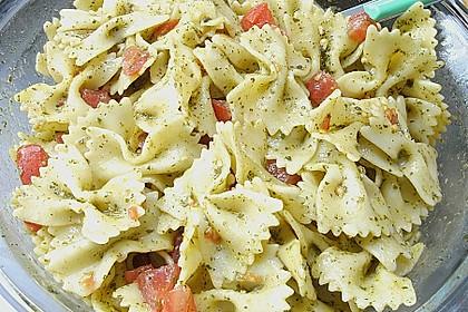 Nudel - Pesto Salat 5