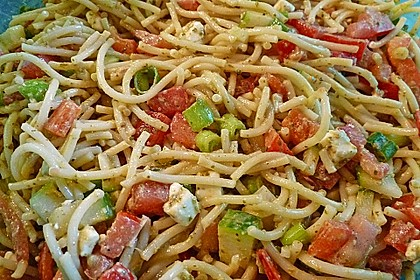 Nudel - Pesto Salat 3