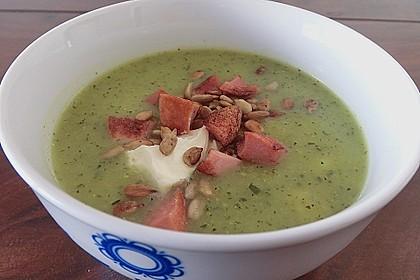 Zucchini-Kartoffel-Suppe 19