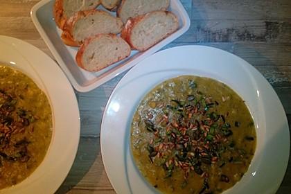 Zucchini-Kartoffel-Suppe 32