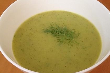 Zucchini-Kartoffel-Suppe 26