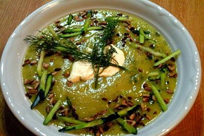Zucchini-Kartoffel-Suppe 24
