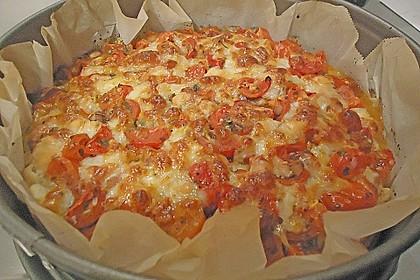 Tarte des tomates 10