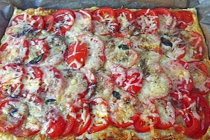 Tarte des tomates 21
