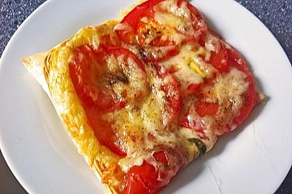 Tarte des tomates 12