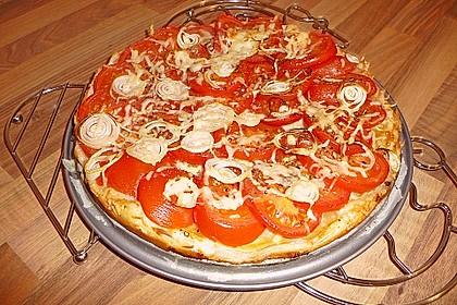 Tarte des tomates 14